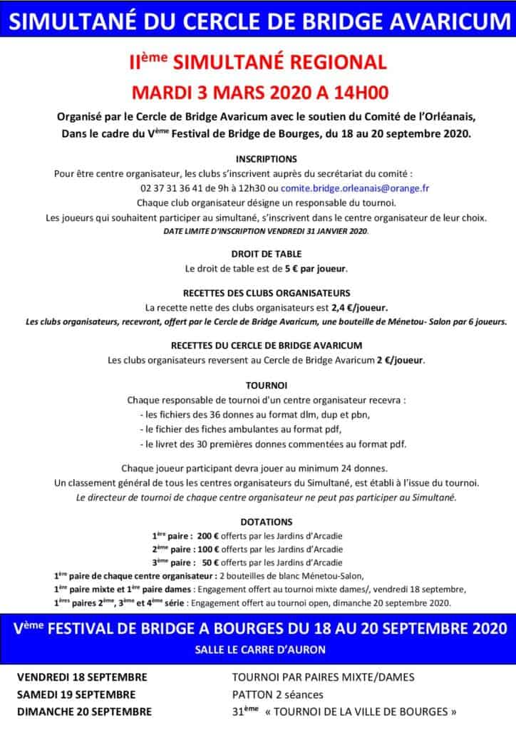 Simultanés Re  glement simultane   cercle avaricum mars 2020 v3 page 001 1 724x1024