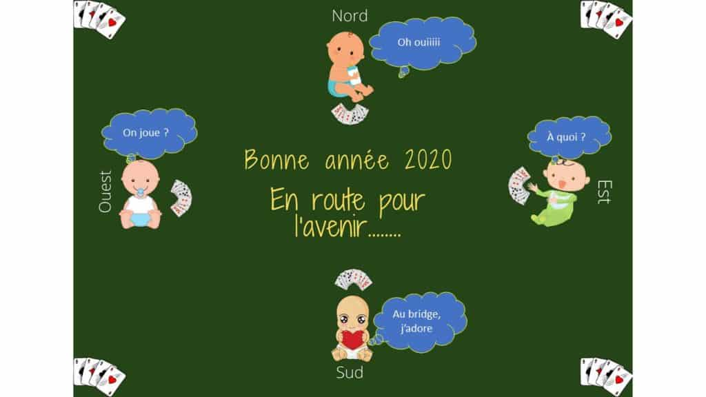 Comité de bridge de l'Orléanais Voeux 2020 Comit   1024x576