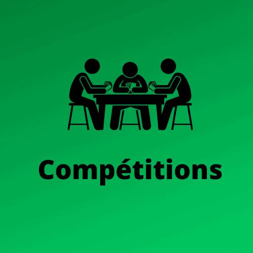 Maintien des compétitions  Maintien des compétitions Comp  titions 1