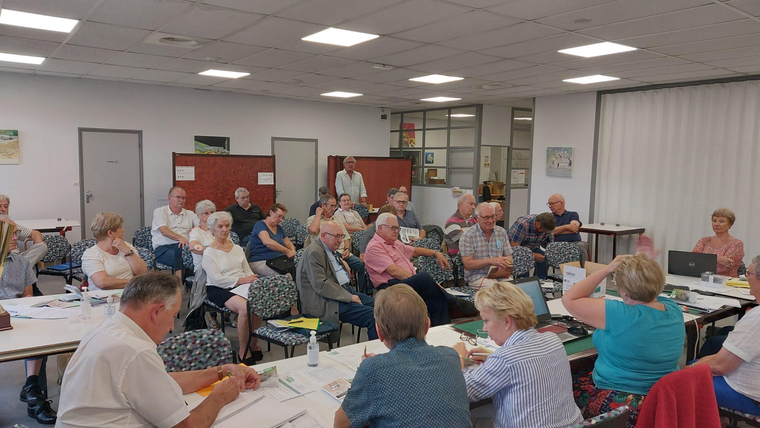 Read more about the article Conseil Régional et Assemblée Générale du 09 septembre