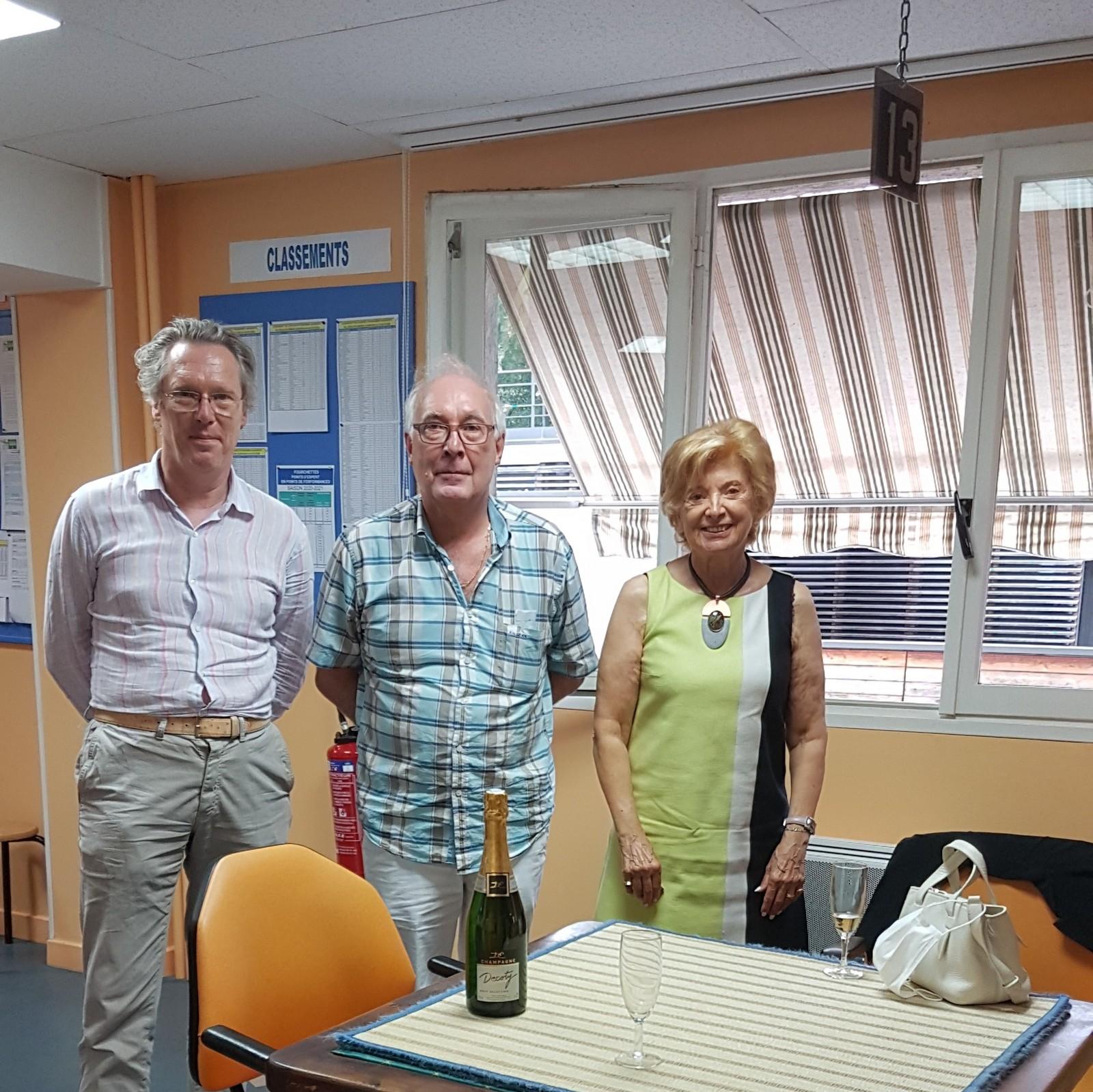 Read more about the article XXXIème Tournoi